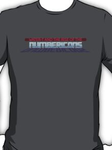 Water-T And The Rise Of The Numbericons T-Shirt