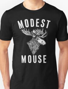 Modest Mouse Moose T-Shirt