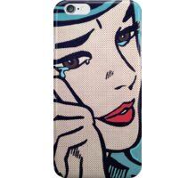 pop art halsey iPhone Case/Skin