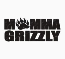 Momma Grizzly by brattigrl