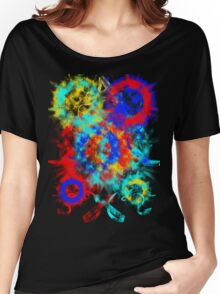 Messy GeaRs Women's Relaxed Fit T-Shirt
