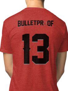 "BTS Bangtan ""Bulletproof 13""  Tri-blend T-Shirt"