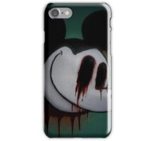 Suicide Mouse iPhone Case/Skin