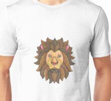 Tangled Lion Unisex T-Shirt