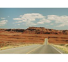 colours of utah Photographic Print
