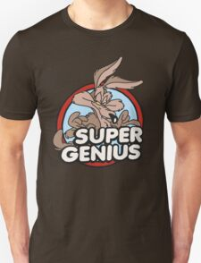 Coyote Super Genius T-Shirt