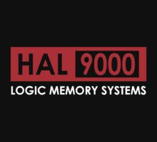 HAL 9000 - A Space Odyssey Baby Tee