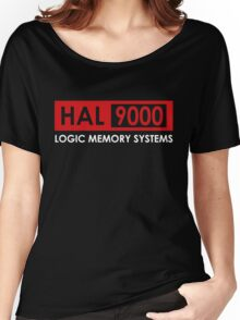 HAL 9000 - A Space Odyssey Women's Relaxed Fit T-Shirt