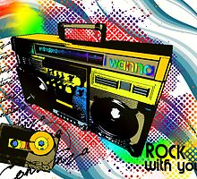 I wanna Rock wiht you all night by Constanza Caiceo