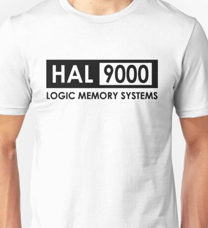 HAL 9000 - A Space Odyssey Unisex T-Shirt