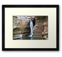Grand Canyon..20-11-10..no5 AUSTRALIA. Framed Print