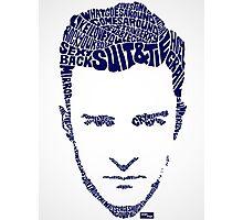 Justin Timberlake Photographic Print