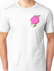 PEACE-Pocket Rose Unisex T-Shirt