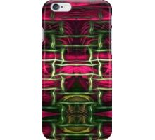 Pink illusions iPhone Case/Skin