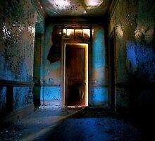 Blue Light Asylum by jasonbakerphoto