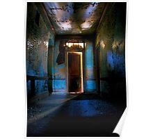 Blue Light Asylum Poster
