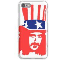 Frank Zappa Shirt iPhone Case/Skin