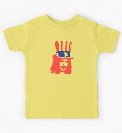 Frank Zappa Shirt Kids Tee