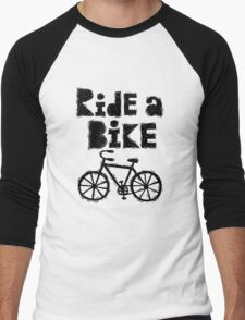 Ride a Bike - woody T-Shirt