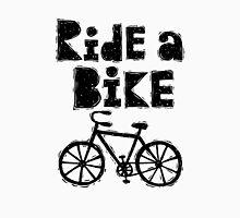 Ride a Bike - woody Unisex T-Shirt