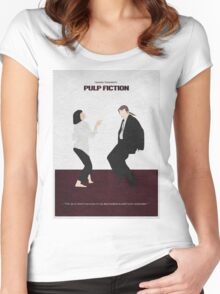 Pulp Fiction 2 Women's Fitted Scoop T-Shirt
