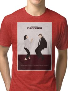 Pulp Fiction 2 Tri-blend T-Shirt