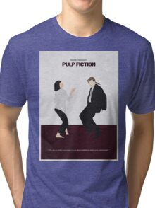 Pulp Fiction 2 Tri-blend T-Shirt
