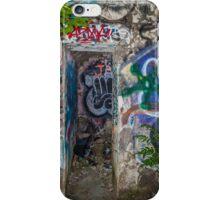 Graffiti Everywhere iPhone Case/Skin