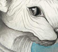 Sphinx Cat Sticker
