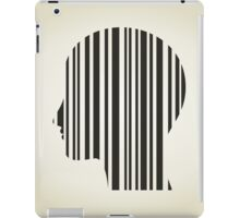 Head stroke a code iPad Case/Skin