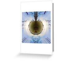 Mist World Greeting Card