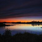 Twilight Tranquility by Megan Noble