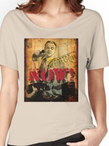 Now! Women's Relaxed Fit T-Shirt