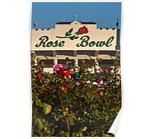 The Rose Bowl Poster