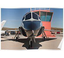 TF-102A Delta Dagger Poster