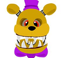 Five Nights at Freddy's 4: Fredbear by QuestionedTurke