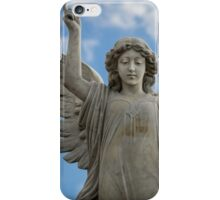 an angel at my table iPhone Case/Skin