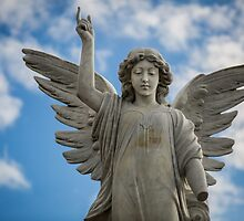 an angel at my table by davidprentice