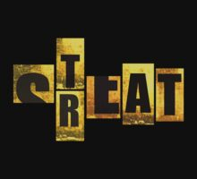 STREAT yellow mash-up by STREAT