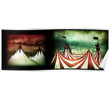 silver big top Poster