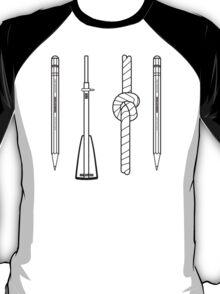 2B   OAR   KNOT   2B T-Shirt