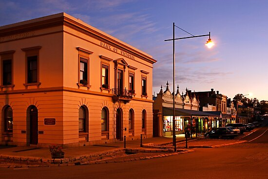 Beechworth by Darren Stones