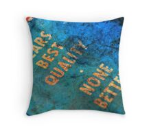Sears Best Quality Throw Pillow