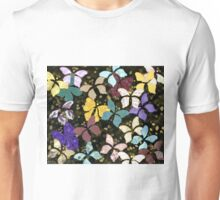 Paper Butterflies - take to flight! Unisex T-Shirt