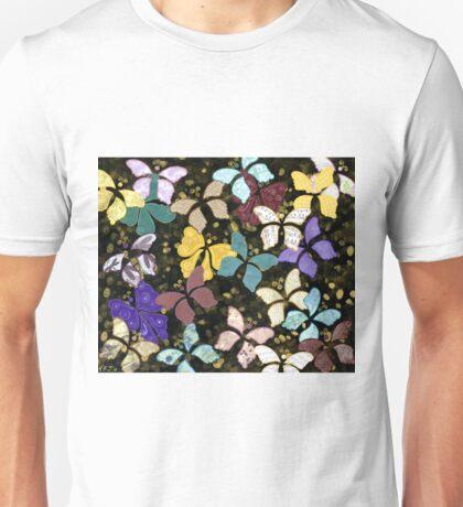 Paper Butterflies - take to flight! Unisex T-Shirt