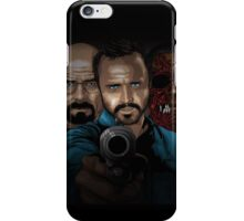 Breaking Bad line-up iPhone Case/Skin
