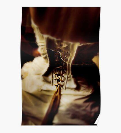 corset dress Poster