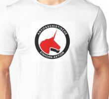 Antifaschistische Einhorn-Aktion Unisex T-Shirt