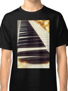 Piano keys Classic T-Shirt