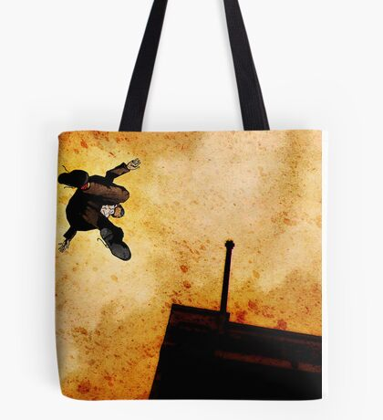 Brother Hazard Hunts In The City Tote Bag